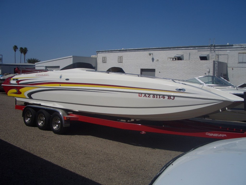 2005 Top Cat II, 496 HO with Whipple Charger