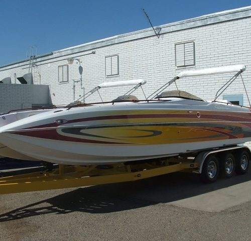 2008 Top Cat II, 525 EFI