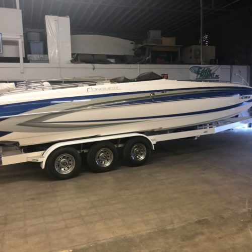 2014 Top Cat II, 540 DTS