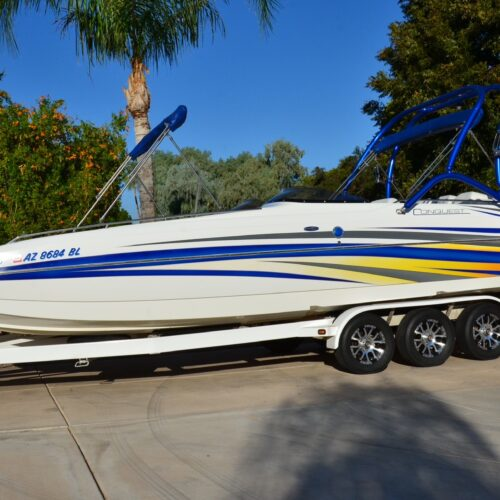 2007 Top Cat II, 406HO